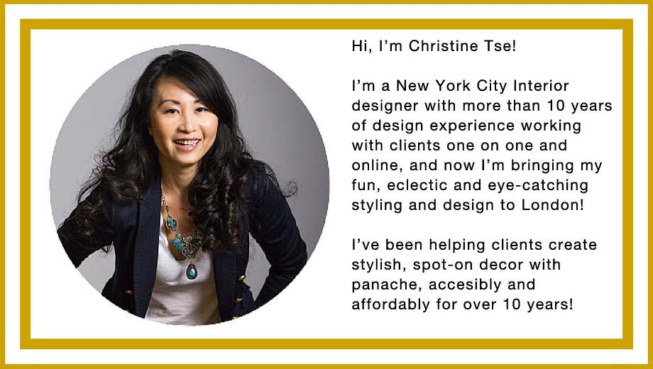 Christine Tse Interiors London Interior Designer Interior Designer London
